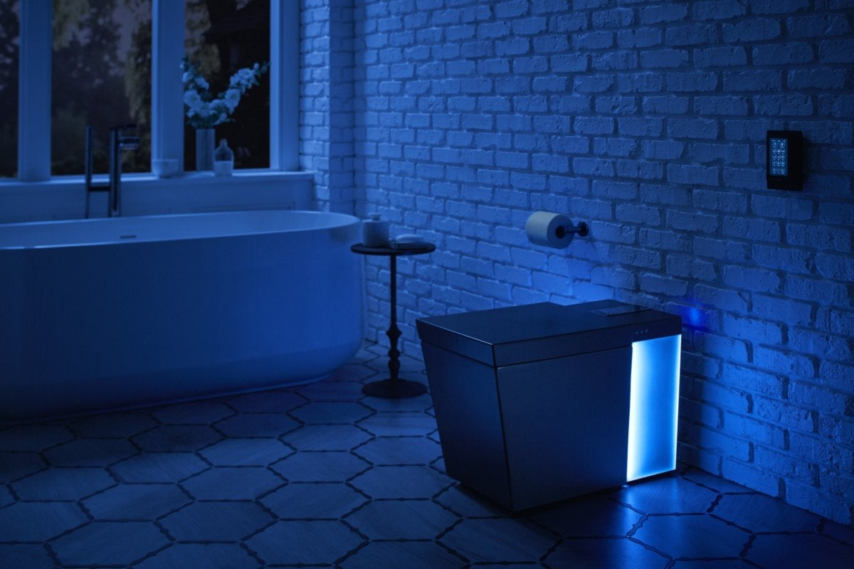 Toilet Night Light
