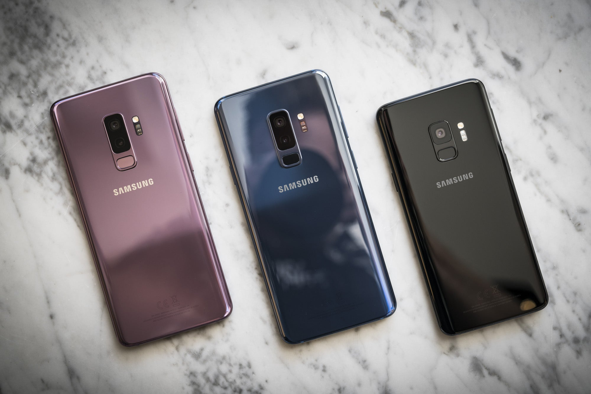 Galaxy S9+ hands on: Testing AR emojis and the dual ...