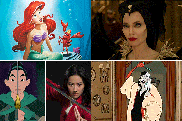 Disney upcoming live-action films | FULL list of future ...