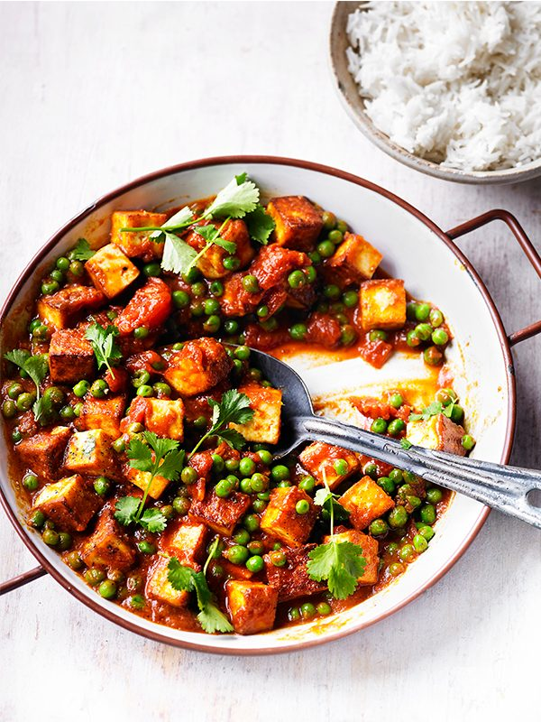 Mutter Paneer Recipe   olive magazine Mutter Paneer Recipe
