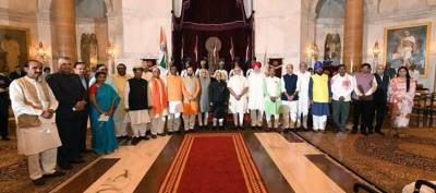 Cabinet reshuffle: 19 new MoS, Javadekar gets elevated, 5 ...