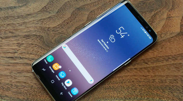 Samsung Galaxy S8: 'Red tint' fix to be rolled out next ...