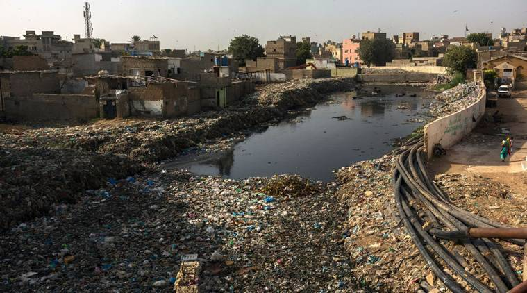 As Rivers Run Dry A Water Crisis Brews Between India And
