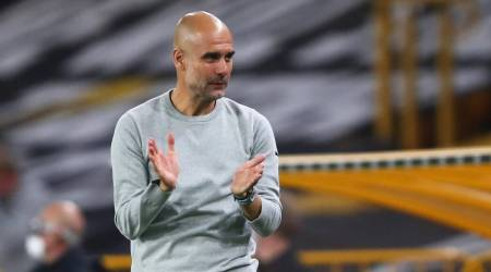 Pep Guardiola A 'failure' If City Loses In Champions League | Sports  News,The Indian Express