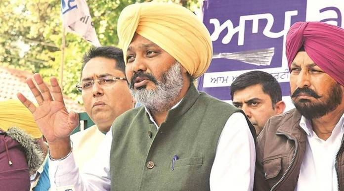 Watch Punjab: AAP calls for particular session of Vidhan Sabha on BSF's elevated jurisdiction  – Google News India