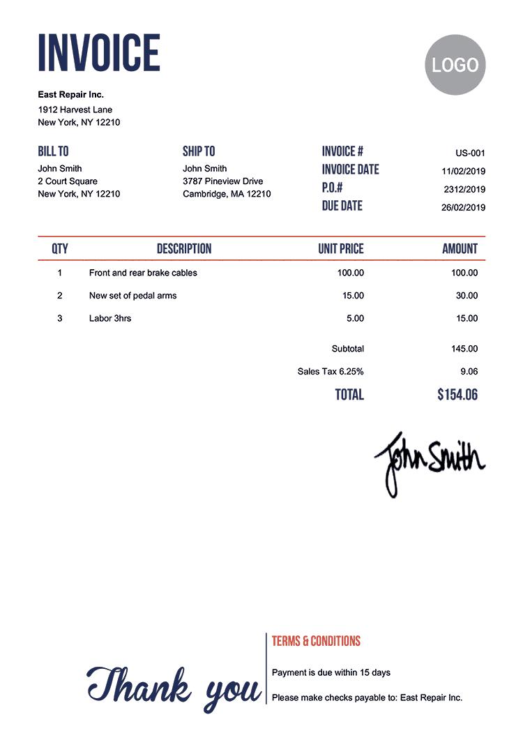 E Receipt Online Tax Payment