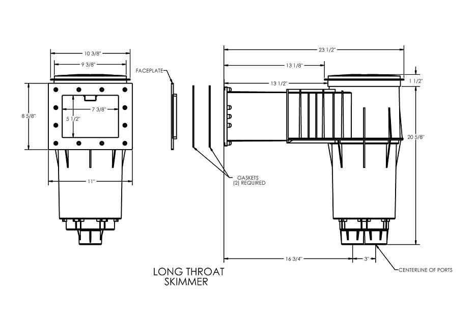 Diagram Throat