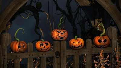 Download Free Halloween Wallpaper for Mac OS X El Capitan ...