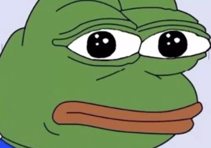 Creator of  antisemitic  frog cartoon files copyright infringement     Pepe the Frog cartoon