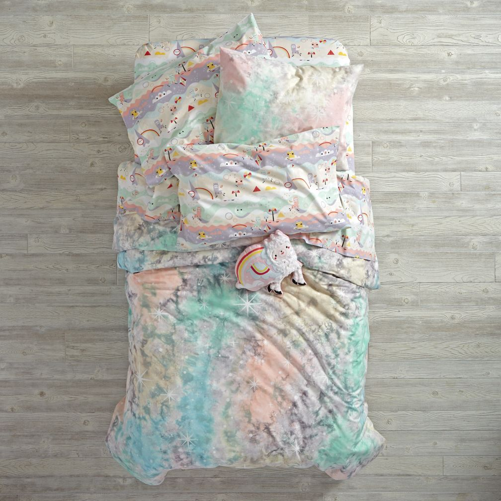 Girls Pastel Bedding The Land Of Nod