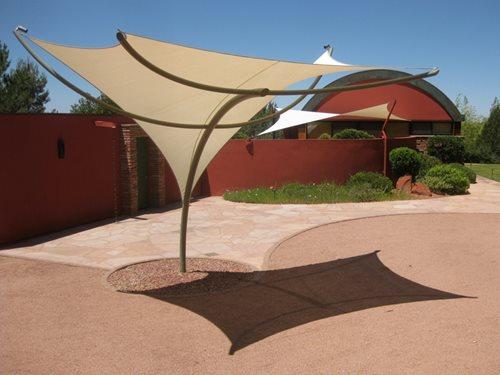 Backyard Patio Shade Ideas