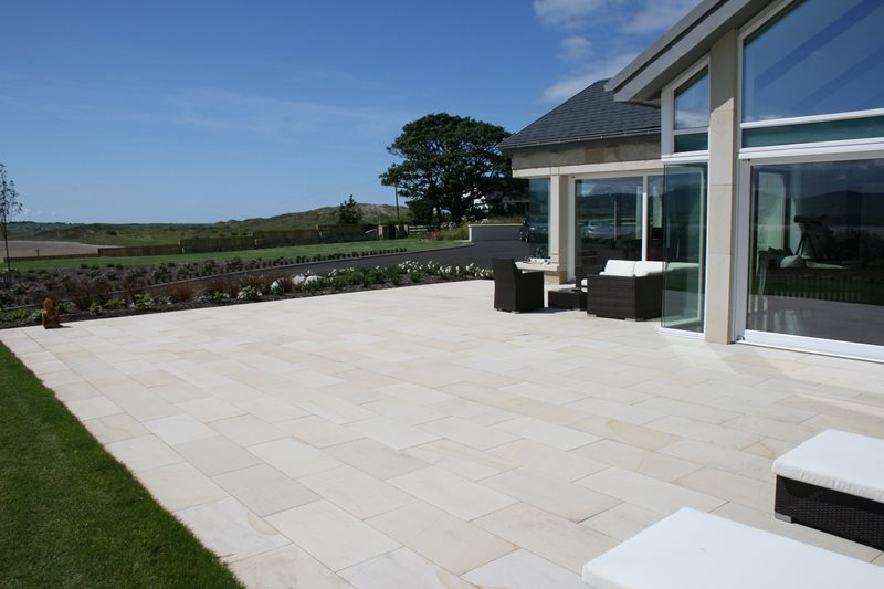 International Landscaping Co Donegal Ireland Photo