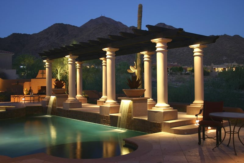 Pergola And Patio Cover Sedona Az Photo Gallery