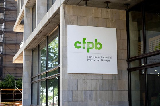 NY Federal Judge Strikes at CFPB in Case Targeting Lit Funder to 9     Consumer Financial Protection Bureau building in Washington  D C  Photo   Diego M  Radzinschi ALM
