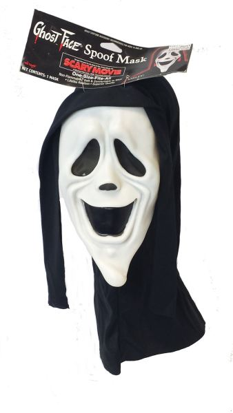 Scream Scary Movie Licenced Masks Halloween Fancy Dress   eBay Scream Scary Movie Licenced Masks Halloween Fancy Dress