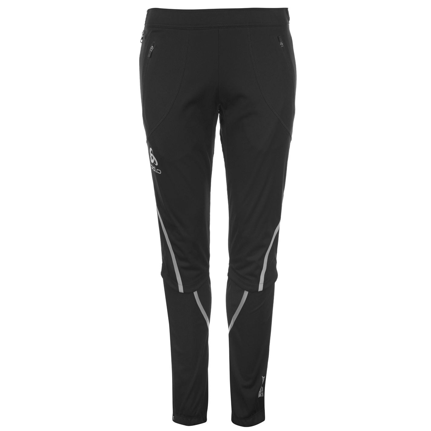 Odlo Womens Cross Country Nagano Ladies Ski Pants Trousers ...
