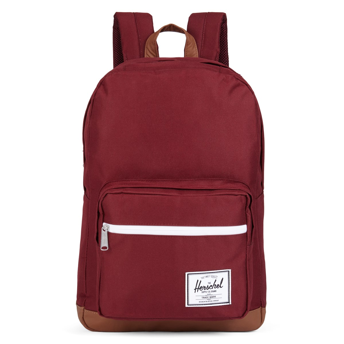 Pop Quiz Backpack in Bordeaux | Little Burgundy