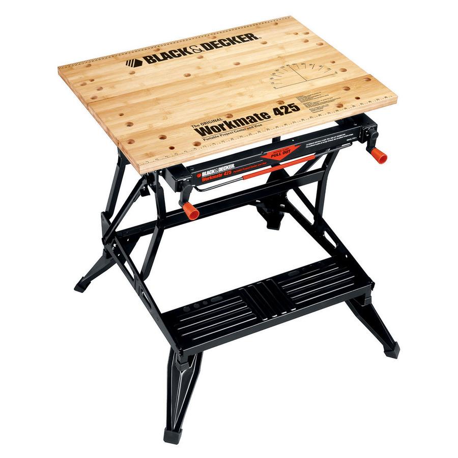 Shop Black Amp Decker 7 In W X 30 In H Adjustable Wood Work