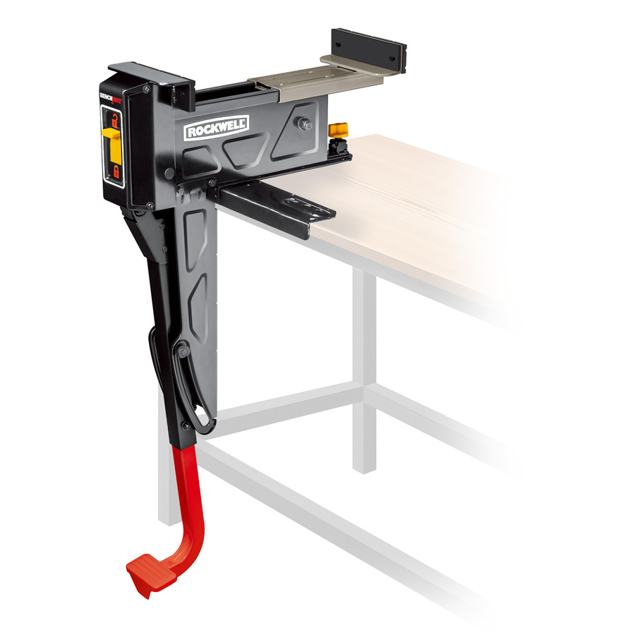 Shop Rockwell Steel Clamping Amp Holding Bench Vise At Lowes Com