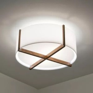 Ceiling Lights   Modern   Contemporary Ceiling Fixtures at Lumens com Flushmounts