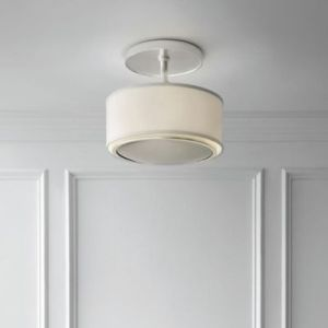 Ceiling Lights   Modern   Contemporary Ceiling Fixtures at Lumens com Semi Flushmounts