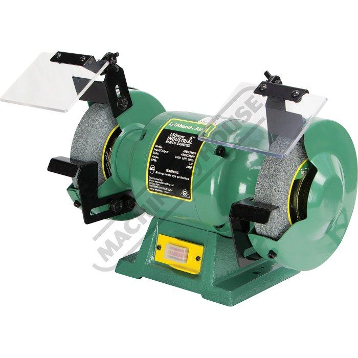 G150 Atbg280 6 Industrial Bench Grinder Machineryhouse