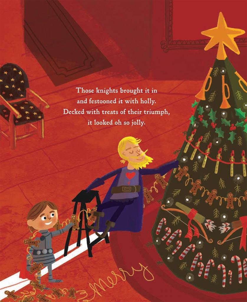 The Knights Before Christmas | Joan Holub | Macmillan