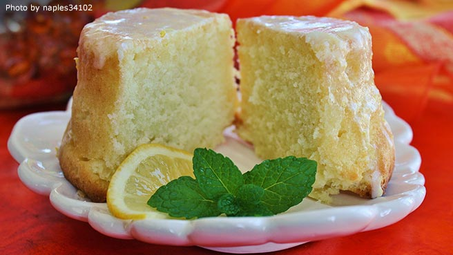 Easter Lemon Dessert Recipes
