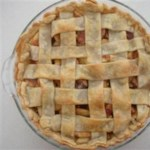 The Best Apple Pie Ever Recipe - Maple syrup and vanilla extract flavor this appealing fall pie.