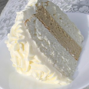 Wedding Cake Frosting Recipe   Allrecipes com White Almond Wedding Cake