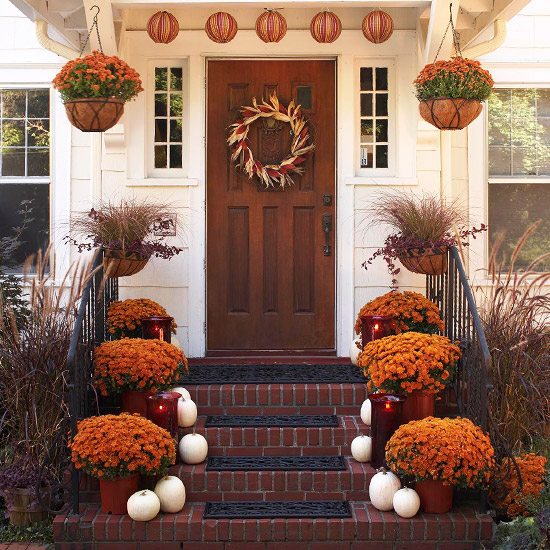 Fall Decorating Ideas Home