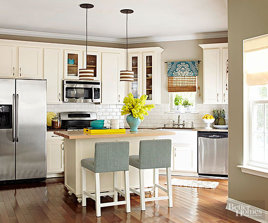Small Kitchen Decorating Ideas Budget