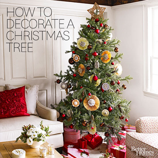 Make Artificial Christmas Tree Stand
