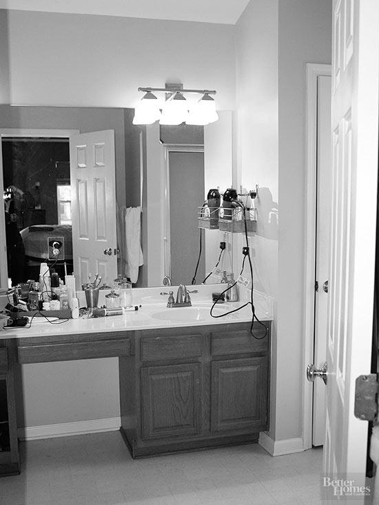 200 Budget Bathroom Makeover