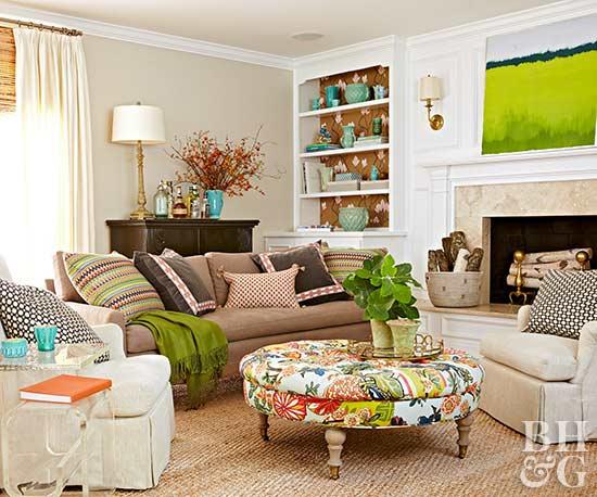 Living Room Furniture Light Come Block