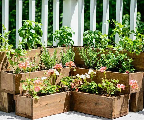 How Build Large Planter Box