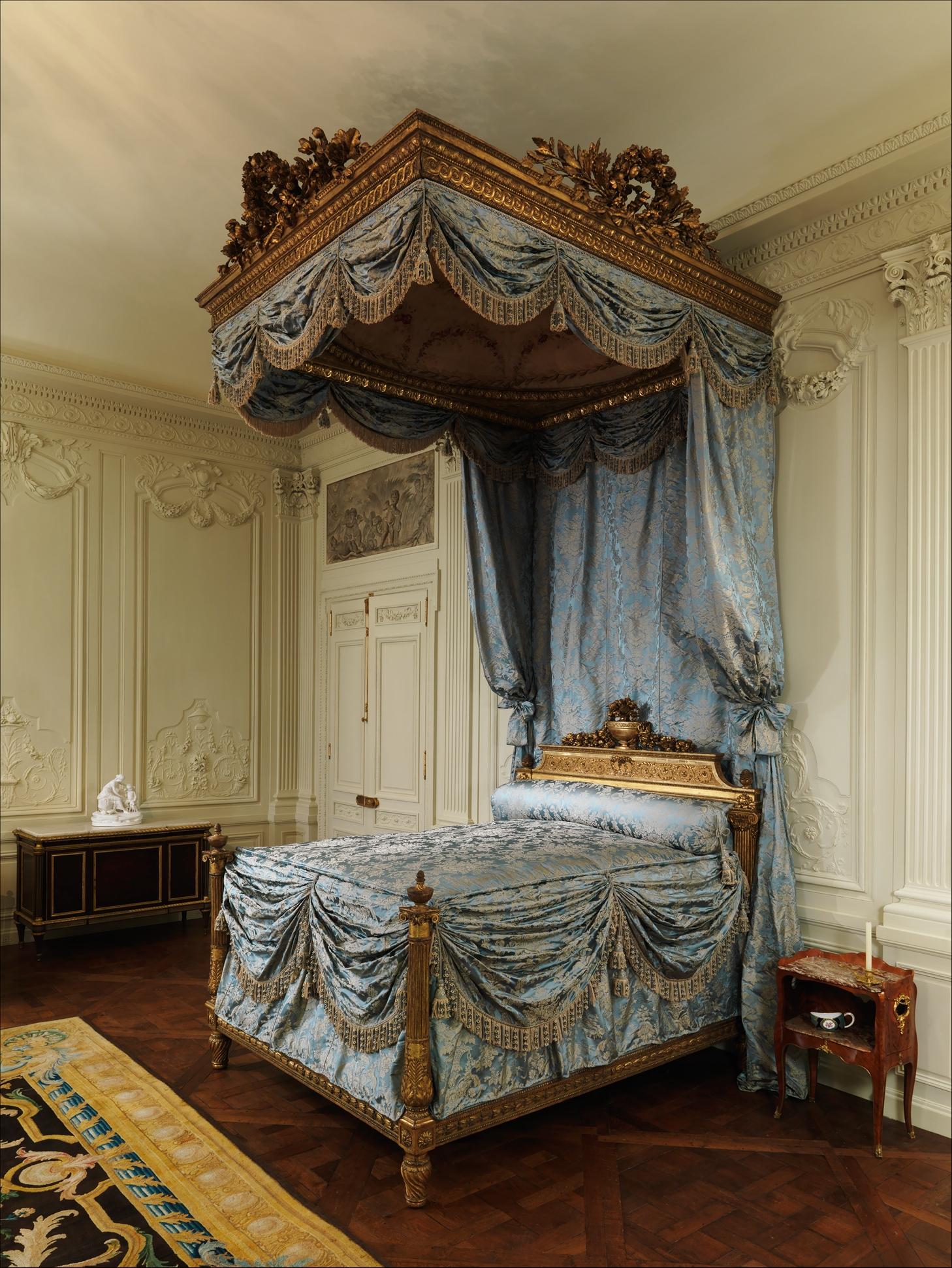 Georges Jacob Tester Bed Lit 224 La Duchesse En