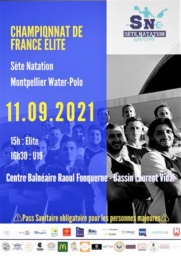 Water polo / Elite: the youth of Sète will acquire to show their price as soon as once more