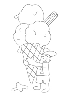 summer coloring pages printable # 9