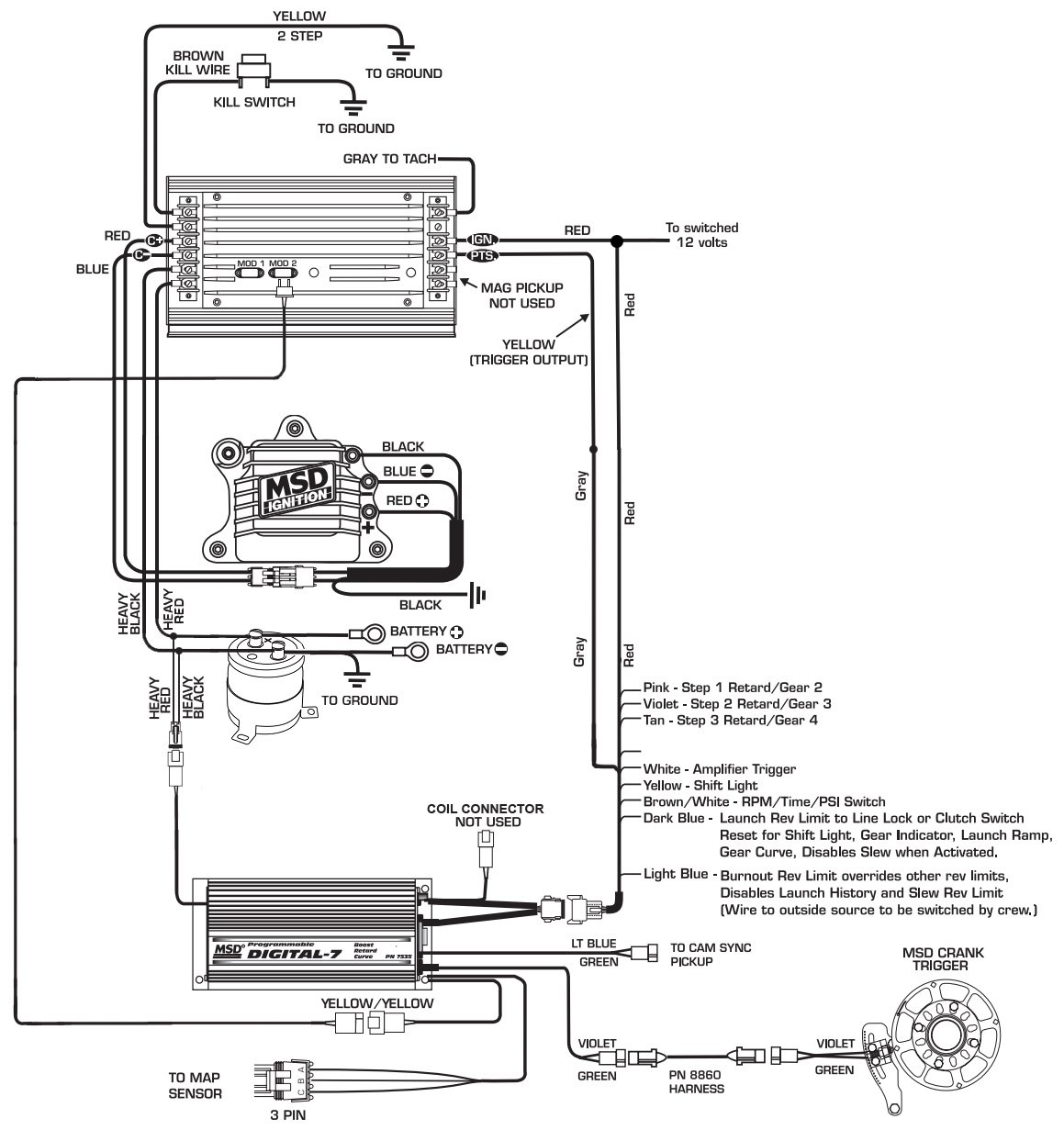 Toyota 20r Msd Ignition Wiring Diagrams Diagram For 1980 Motor