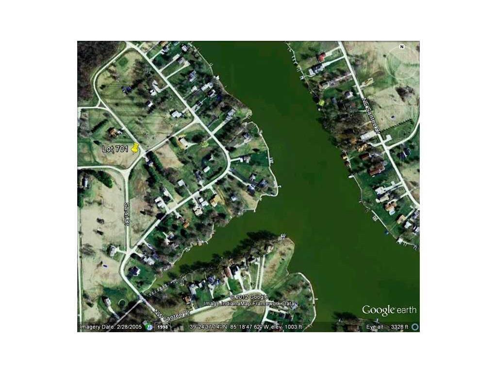 City Map Greensburg 47240