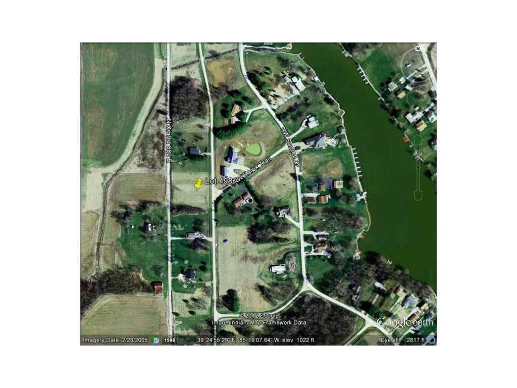 City Map Greensburg 47240