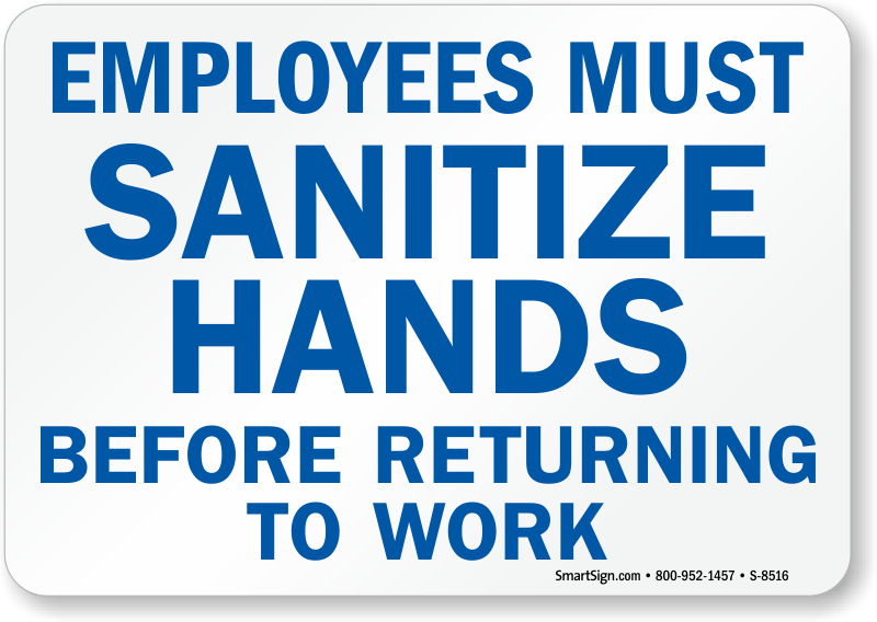 Hand Washing Germs