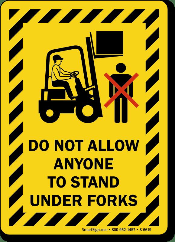 Construction And Yellow Black Border