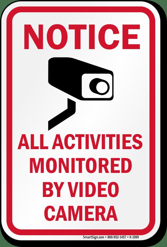 Security Bank Sign