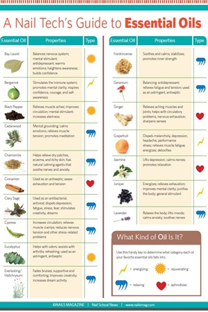A Nail Tech's Guide to Essential Oils - Education - NAILS ...