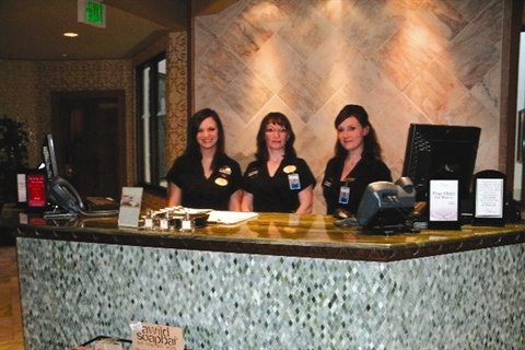 On The Road The Spa At West Baden Style Nails Magazine