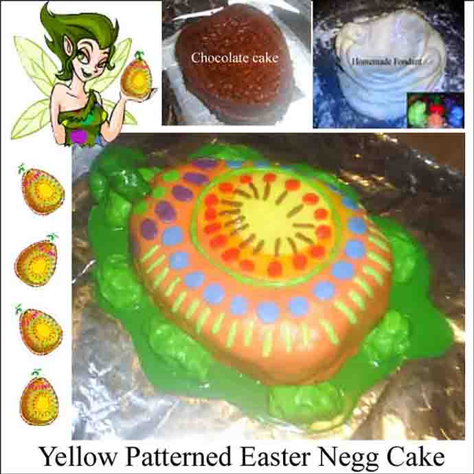 Easter Cake Neopets