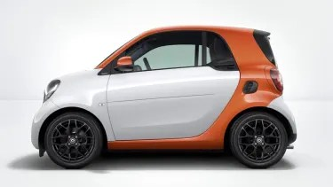 The New smart car range   For sale at Lookers smart smart fortwo