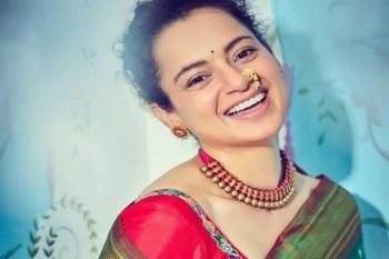 কঙ্গনা এর আগেও সীতা চরিত্রে অভিনয় করেছেন! ছবি দিয়ে বললেন, 'সীতা রামচন্দ্র কি জয়'